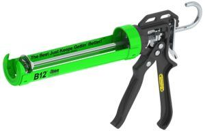 how to caulk use this gun