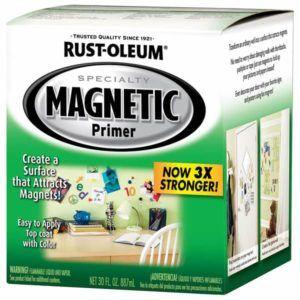 magnetic primer