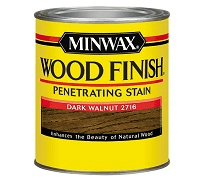 types of stain. minwax wood finish