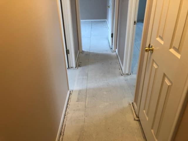 seal coating floors